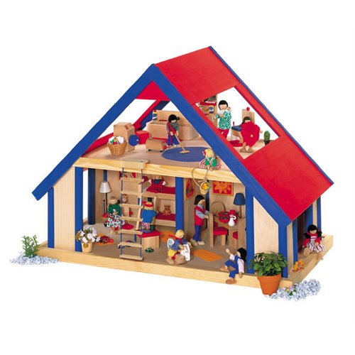 BAMBOLA DOLL'S HOUSE