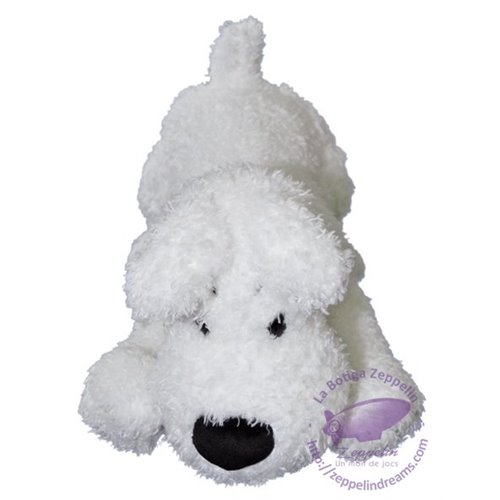 Flexible Snowy plush large 50cm (Tintin)