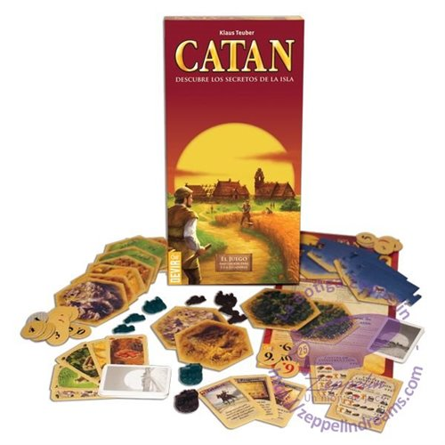 Catan 5-6 player extension