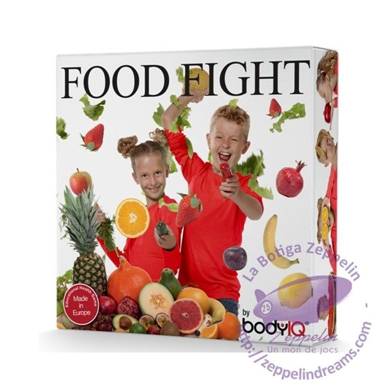 Food Fight Fruits