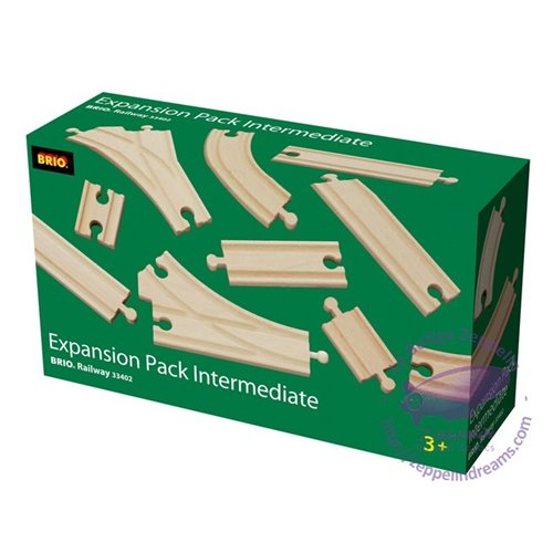 Intermediate Expansion Pack Brio 16 pieces