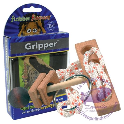 FLABBER FLOOVERS GRIPPER (LEVEL 3)