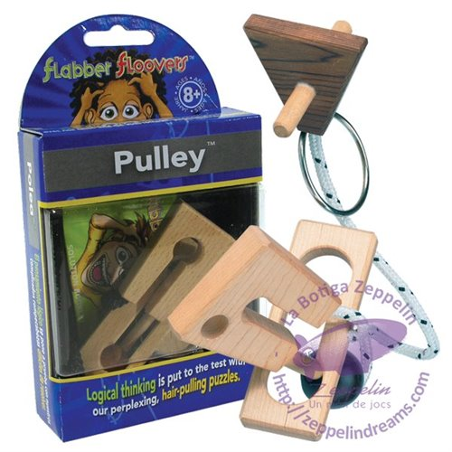 FLABBER FLOOVERS PULLEY (LEVEL 3)