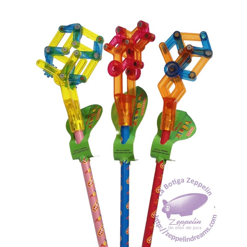 Pencil with topper Twiddlestix Hoberman