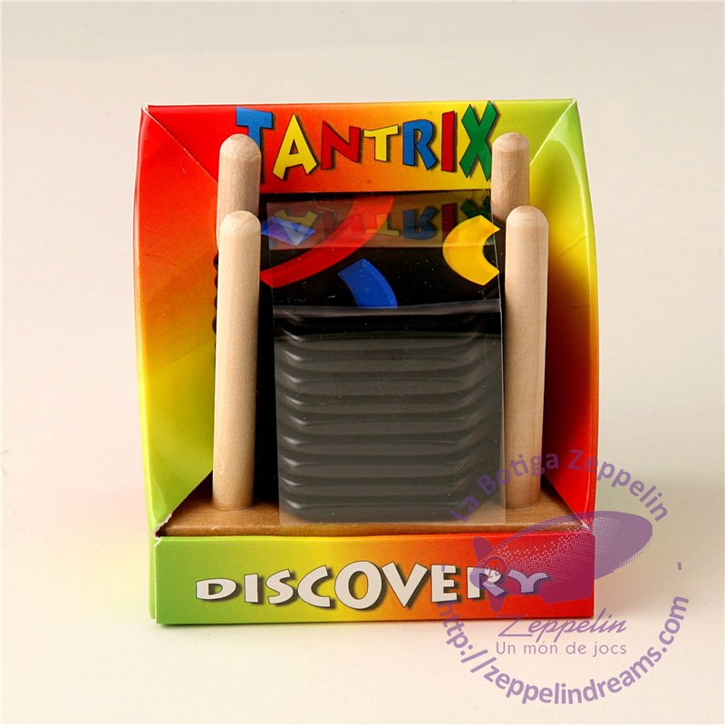 Tantrix Discovery negre suport fusta