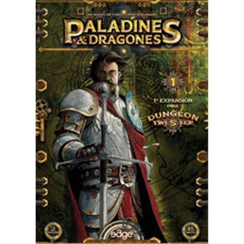 DUNGEON TWISTER: PALADINES & DRAGONES