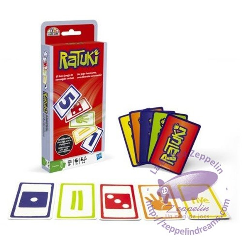Ratuki The Card Game