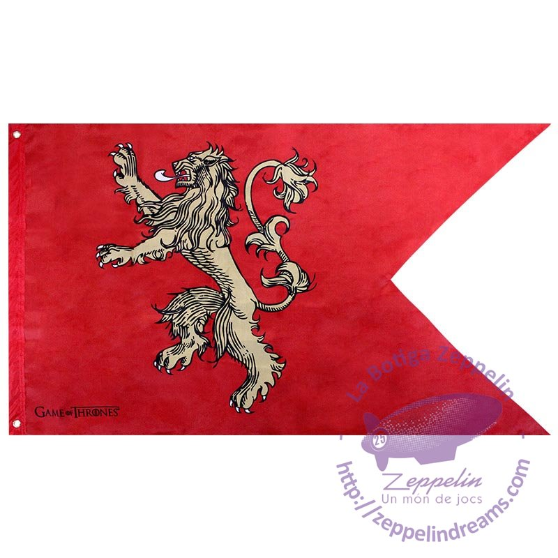 House Lannister Flag Game of Thrones