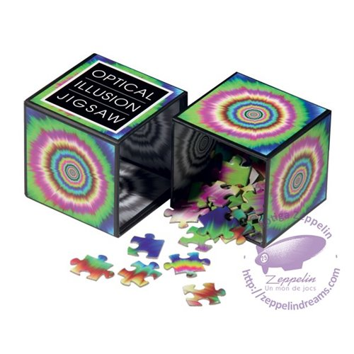 Optical Illusions Puzzle 100 pieces
