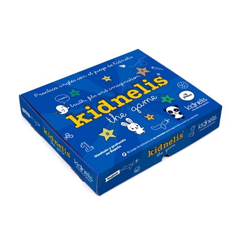 Kidnelis The Game English Edition