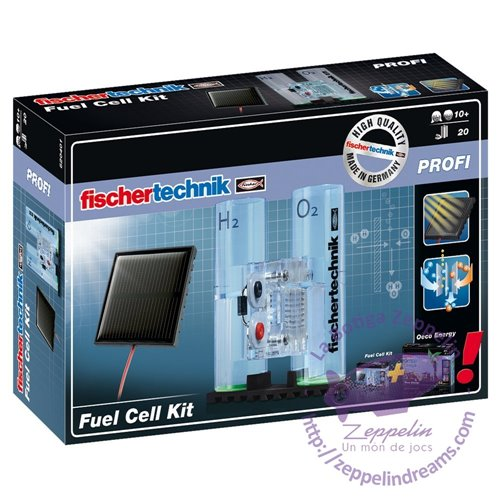 Fuel Cell Kit Profi Line Fischertechnik