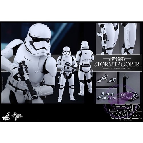 First Order Stormtrooper Collectible Figure Sixth Scale Star Wars
