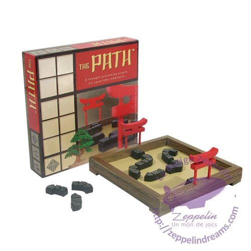 The Path puzzle game