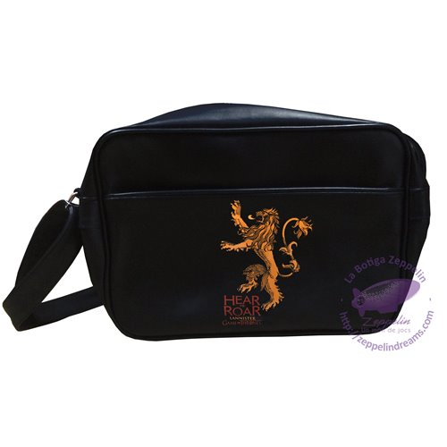Messenger Bag Lannister Hear Me Roar Game of Thrones