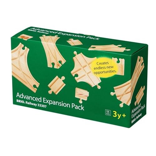 ADVANCED EXPANSION PACK BRIO 11 PCES.
