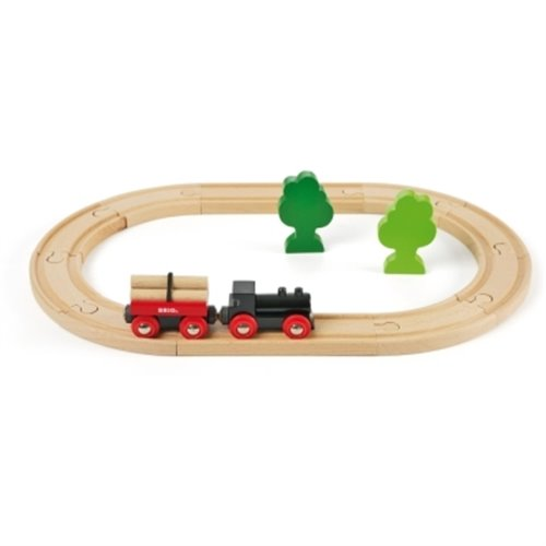 LITTLE FOREST TRAIN STARTER SET BRIO