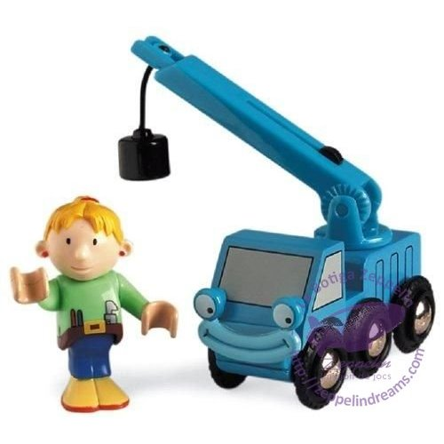Lofty i Wendy Bob The Builder Brio