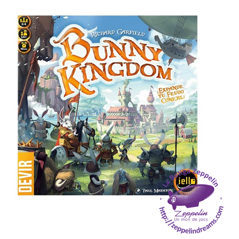 BUNNY KINGDOM(R.Garfield)