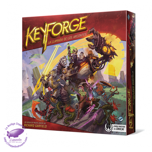 KEYFORGE: START BOX(Spanish)