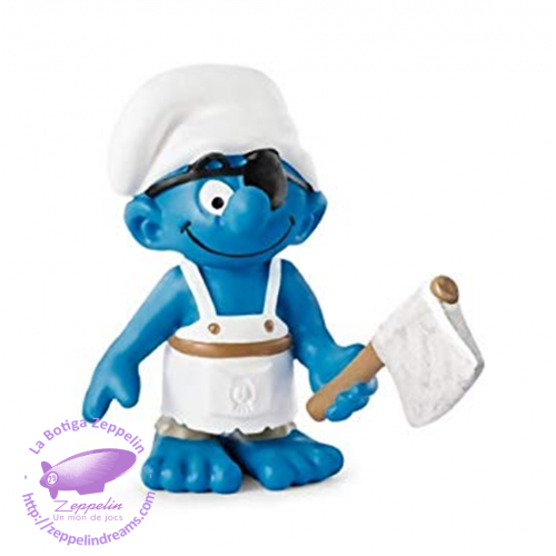 SHIPS COOK SMURF
