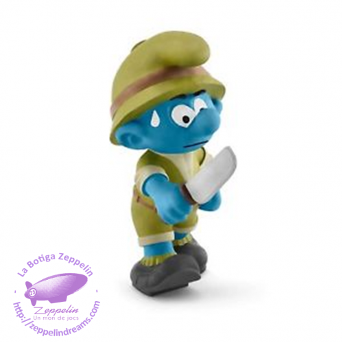 JUNGLE SMURF ADVENTURER