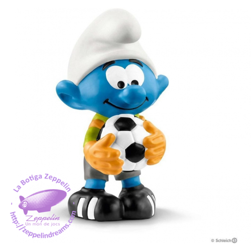 SMURF GOALKEEPER