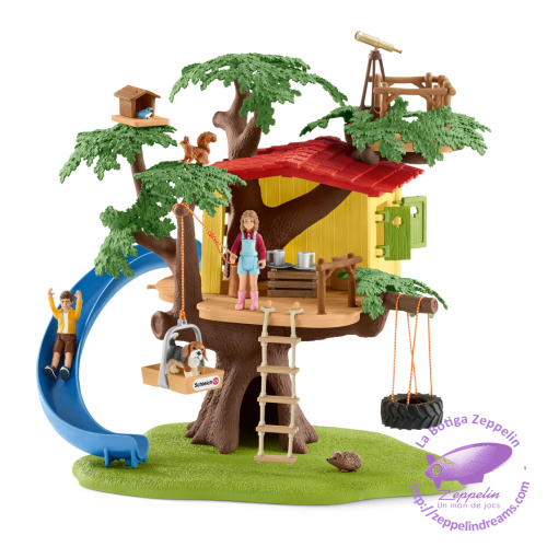 TREE HOUSE ADVENTURE
