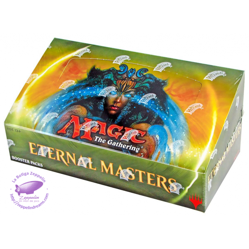 ETERNAL MASTERS 2016(Booster Box)