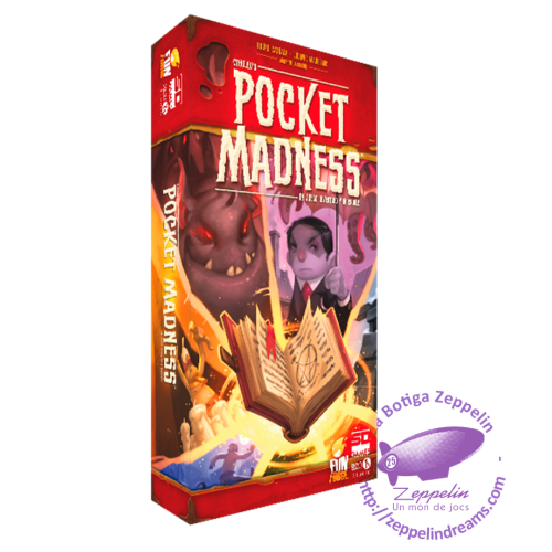 POCKET MADNESS CTCHULU