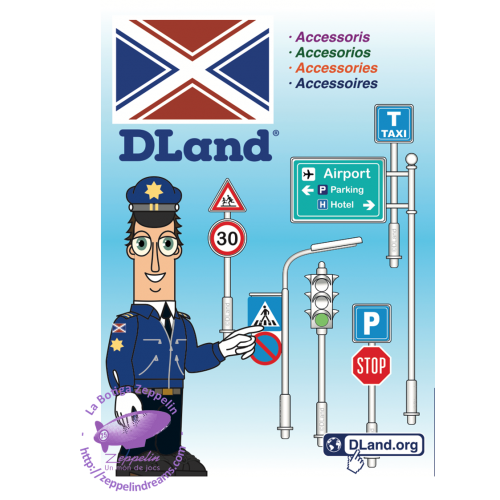 PACK ACCESSORIES (DLand City)