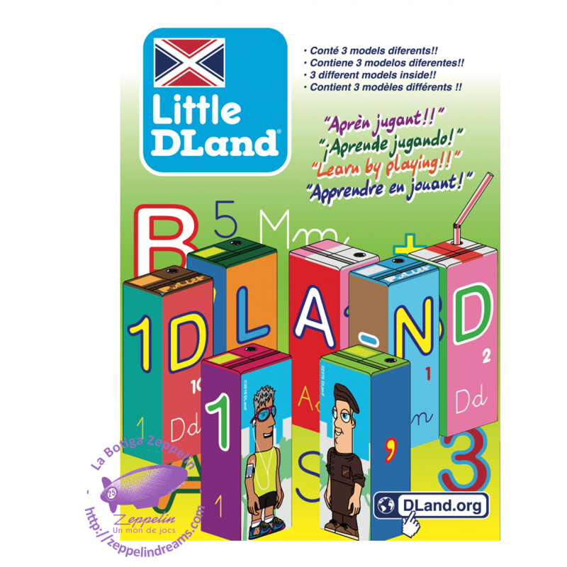 LEARN BY PLAYING (Little DLand)