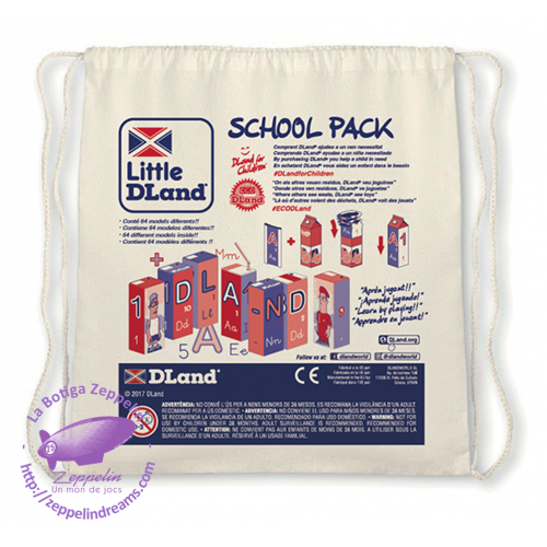 SCHOOL PACK (Little DLand)