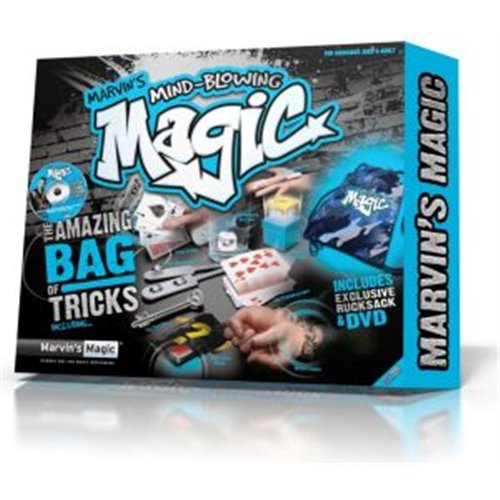 MARVIN'S MIND BLOWING BAG OF TRICKS (Magia)