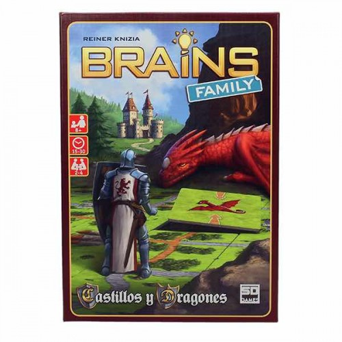 BRAINS,CASTILLOS Y DRAGONES