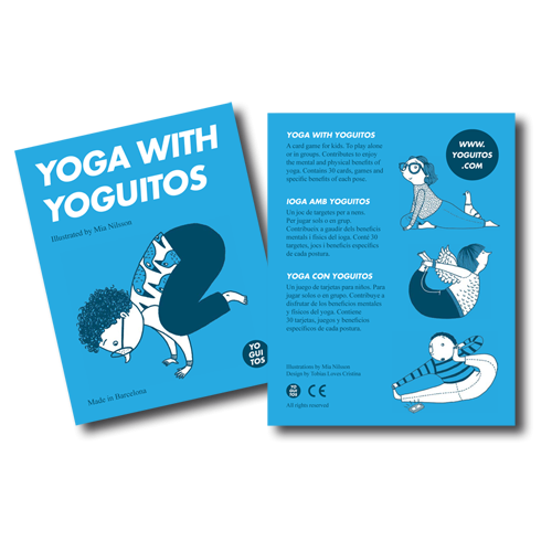 YOGA WITH YOGUITOS