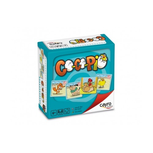 CO-CO-PÍO(Games & Friends Kids)