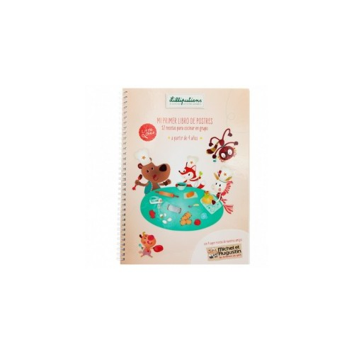 MI PRIMER LIBRO DE POSTRES (Little Chef)