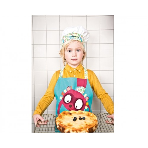 GEORGE DAVANTAL I GORRO(Little Chef)