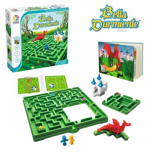 BELLA DURMENT(Smart games)