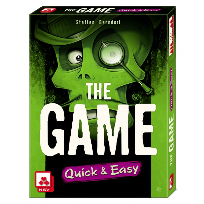 THE GAME:QUICK&EASY