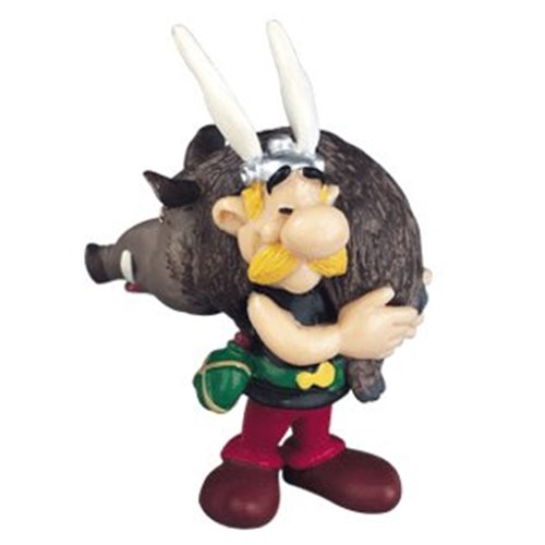 ASTERIX WITH WILD BOAR