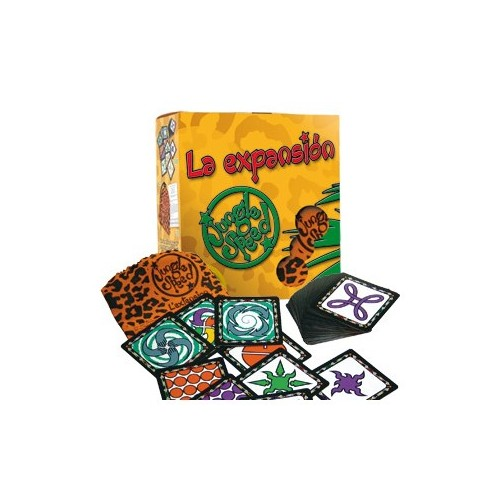 JUNGLE SPEED EXPANSION(VERSION ANTIGUA)