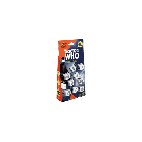 STORY CUBES:Dr.Who