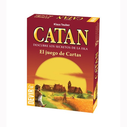 CATAN CARTES MINI