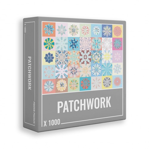 JIGSAW PATCHWORK 1000pcs.