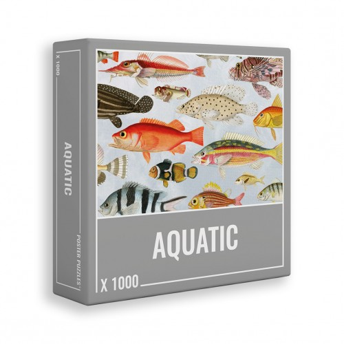 JIGSAW AQUATIC 1000pcs.