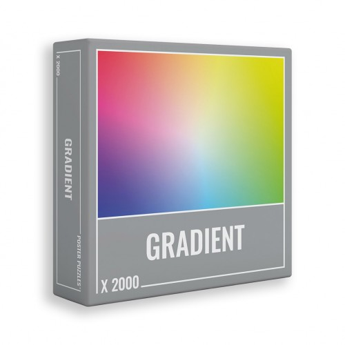 JIGSAW GRADIENT 2000pcs.