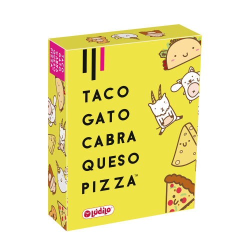 TACO,GATO,CABRA,QUESO,PIZZA