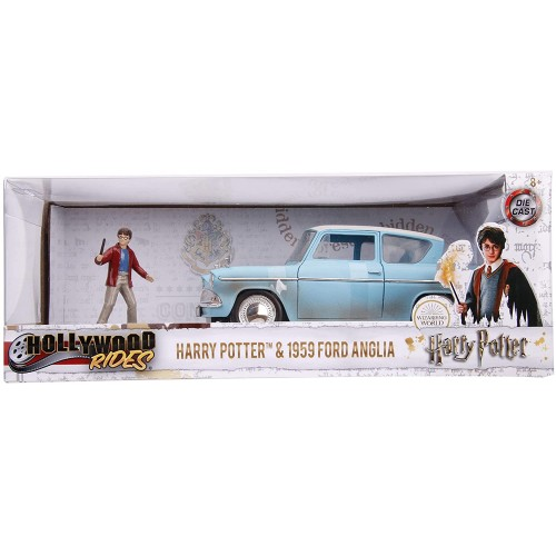FORD ANGLIA I HARRY 1:24 METALL(H. POTTER)