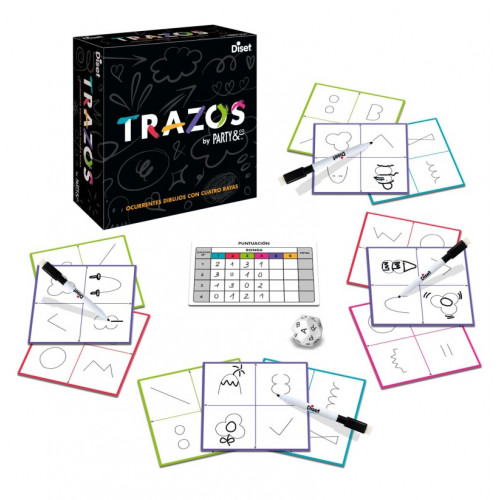 TRAZOS BY PARTY & CO
